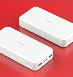 Xiaomi Redmi 10000mAh Dual 2 Output 2 Input Power Bank Standard Version for iPhone Mi Redmi at low price in pakistan by shopse (1)
