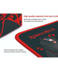 buy Redragon mousepad ARCHELON M P001 GAMING MOUSE MAT at low price by shopse.pk in pakistan 1