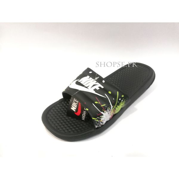 classic shoes another chance special section Buy Black Camouflage Nike Slippers Flip Flop in Pakistan ♥ Shopse.pk
