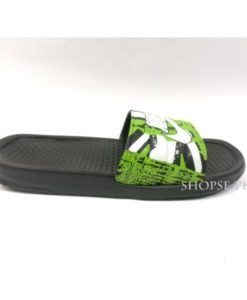buy best quality nike Green mens slippers slide flip flop at lowest price by shopse.pk in pakistan Km203 (2)