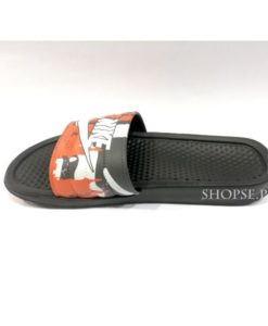 buy best quality nike orange mens slippers slide flip flop at lowest price by shopse.pk in pakistan Km201 (2)