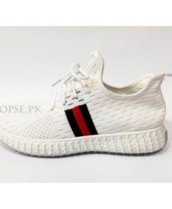 buy best quality white casual fashion shoes for men at low price in pakistan shk203 (4)