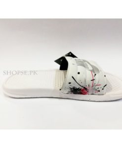 buy best quality white mens Nike slippers slide flip flop at lowest price by shopse.pk in pakistan Km205 (5)