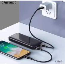 buy bestREMAX RPP-153 SLIM POWER BANK 10000MAH 2 INPUT USB in pakistan at low price by shopse.pk 1 (3)
