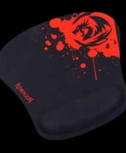buy redragon mousepad-gamer-redragon-libra-com-apoio-de-pulso-preto-e-vermelho-p020 at low price by shopse.pk in pakisan 2