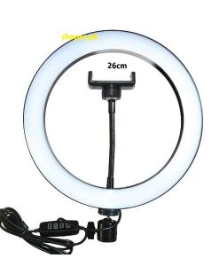 Buy 26CM Led Studio Camera Big Selfie Ring Light At Low Price by Shopse.pk In Pakistantik tok light for photography and videography in pakistan