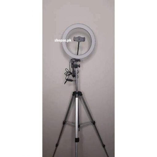 Buy best quality tikt tok ring light price with ring light stand in pakistan at lowest price online by shopse.pk