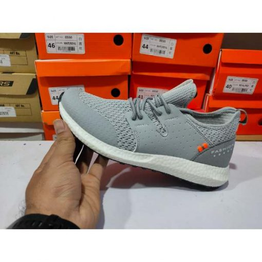 1 Buy Best Quality IMPORTED Fashion Men Casual Shoes Light Breathable Mesh Shoes Sneakers Lace Up Gray WhiteBreathable Sports Sneakers Pakistan at Most Affordable Price by shopse.pk in Pakistan S (3)