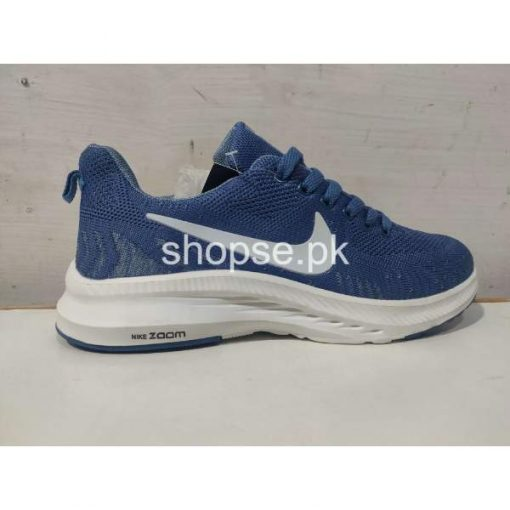 Buy Best Quality IMPORTED Air Zoom Blue Casual Shoes at Most Affordable Price by shopse.pk in Pakistan (4)