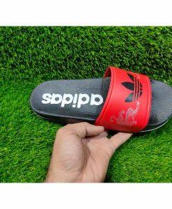 Buy Best Quality Imported Branded Best Red Casual Flip Flop and Slipper Chsp03 Men Slide by shopse.pk in Pakistan (1)