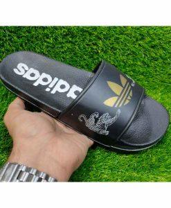 Buy Best Quality Imported Branded Top Quality Blue Fashion Slide Flip Flop CHSP05 Men Slipper by shopse.pk in Pakistan (1)