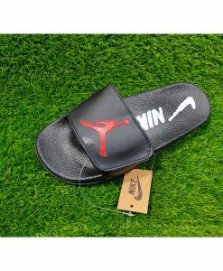 Buy Best Quality Imported Branded black Casual Flip Flop Slipper CHSP01 Slippers Slide by shopse.pk in Pakistan (2)