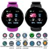 Buy D18 Fitness Tracker Smart Watch Band IP65 Waterproof Bluetooth Intelligent Wrist For Call Reminder Motion Detection Device For Xiaomi,Apple,,OPPO,Samsung,Huawei,Redmi at low price by shopse