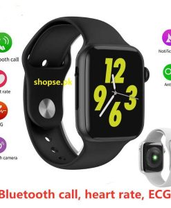 Buy W34 Smart Watch Bluetooth Call Touch Screen Smartwatch Intelligent Fitness Tracker Heart Rate Monitor for Android IOS at low price by shopse.pk in pakistan 0