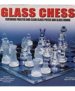 buy best glass chess set indoor game glass chess board at low price in pakistan