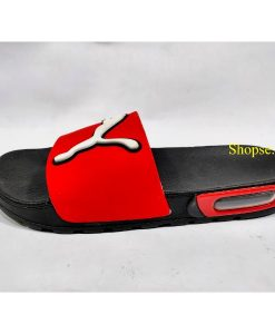 buy best red Branded replica slippers flip flop and chappal at low Price by Shopse.pk in pakistan (2) CHSP03