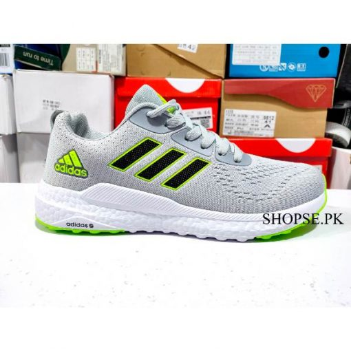 Buy Best Grey Casual and fashion Sports Shoes for men at best price by shopse.pk in pakistan NB88 (2)