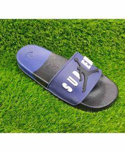 Buy Best Imported Branded Top Quality Fashion Blue Slide Flip Flop CHSP20 Men Slipper by shopse.pk in Pakistan (2)