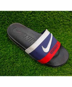 Buy Best Quality Imported Branded Top Quality Fashion Air Blue Slide Flip Flop CHSP18 Men Slipper by shopse.pk in Pakistan (2)
