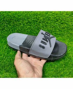 Buy Best Quality Imported Branded Top Quality Fashion Air Grey Casual Flip Flop and Slipper CHSP12 by shopse.pk in Pakistan (4)