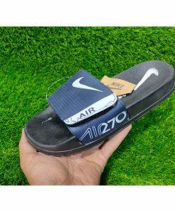 Buy Best Quality Imported Branded Top Quality Fashion Blue Slide Flip Flop CHSP24 Men Slipper by shopse.pk in Pakistan (1)