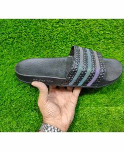 Buy Best Quality Imported Branded Top Quality Fashion Red Slide Flip Flop CHSP53 Men Slipper by shopse.pk in Pakistan (2)