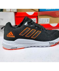 buy Best Black Casual Fashion and Running Shoes for Men at low Price by Shopse.pk in pakistan Nb87 (1)