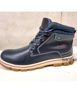 buy best Blue long winter shoes best hiking shoes for men at low price by shopse.pk in Pakistan Nb95 (1)
