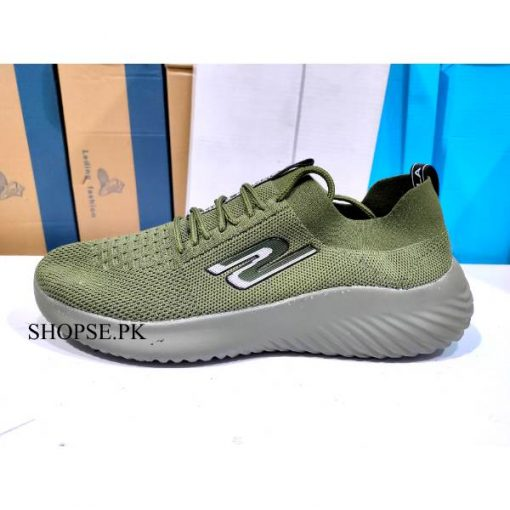 buy best Green lace up Fashion shoes for Men at Low Price in Pakistan Nb102 (2)
