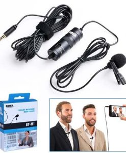 Buy Best Boya By-M1 Professional Collar Microphone at Reasonable Price by Shopse.pk in Pakistan Mini Microphone (1)