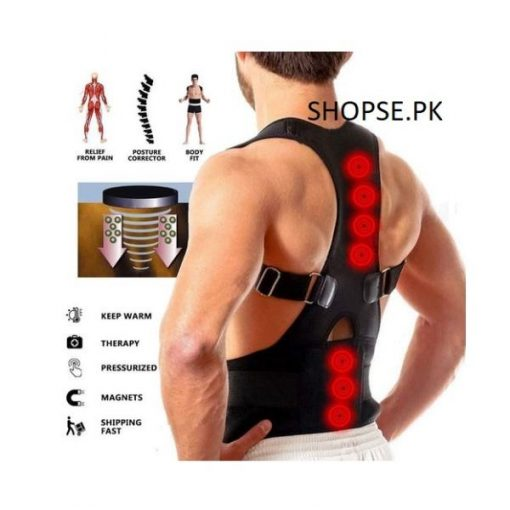 Buy Best Quality Real Doctor PLUS Posture Corrector, Shoulder Back Straight  Belt for Men and Women Back by shopse.pk at Most Affordable Prices with Fast Shipping Services All Over Pakistan (2)