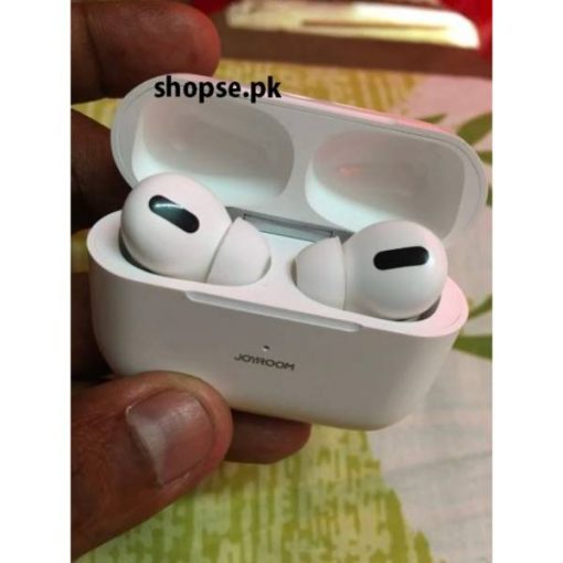 Joyroom jr T03 Pro TWS Wireless Earphones Bluetooth 5.0 Noise-Reduction Support headset Pop-ups Wireless Charging In-ear Earbuds at best price by Shopse.pk in pakistan 6
