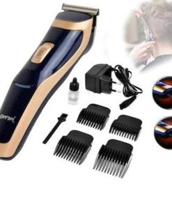 buy Gemei GM-6005 Rechargeable Electric Hair Trimmer Clipper Gromming Set for Men at best price by shopse.pk in Pakistan (1)