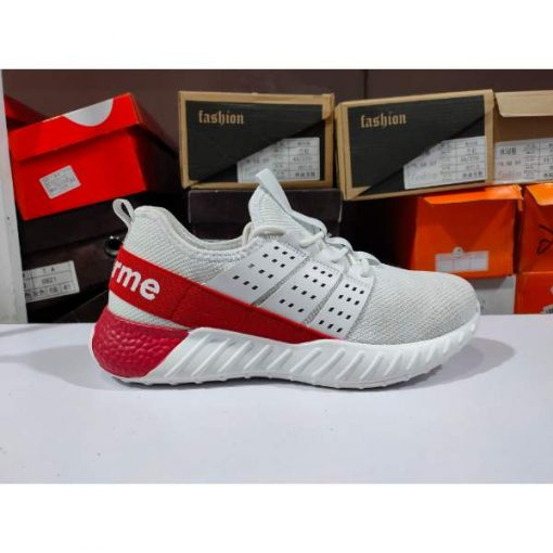 buy best quality white supreme men shoes at Best price by shopse.pk in pakistan NB443 (1)