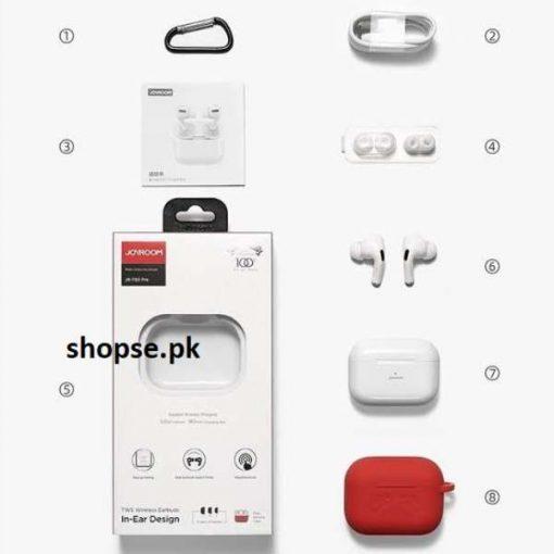 buy joyroom pro jr t03s jr-t03s tws wireless earbuds bluetooth at best price in pakistan by Shopse.pk 1 (3)