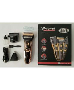 gemei gm 595 high performance professional 3 in 1 hair trimmer by shopse.pk in Pakistan (1)