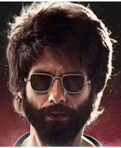 Buy Shahid Kapoor Kabir singh Sunglasses elegante-branded-metal-body-silver-square-inspired- best price online by Shopse.pk in Pakistan (1)