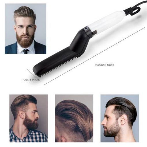 buy 2 in 1 electirc hair and beard straightener modelling comb online shopping at best price by shopse.pk in pakistan (1)