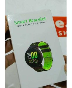 buy Best quality round shape smart bracelet unleash your run fitness band HS007 at Best price by Shopse.pk in pakistan (1)