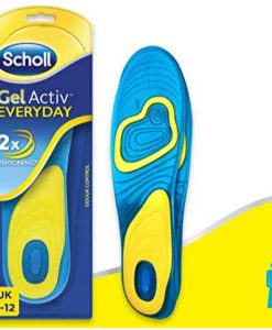 buy Scholl GelActiv insoles dual gel is proven to effectively absorb micro shocks and help reduce excessive pressure of walking at low price by Shopse.pk in pakistan (2)