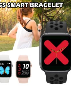 buy Smartwatch T55 Screen Touch Double Strap Heart Rate Blood Pressure Activity Tracker Fitness WatcheS AT LOW PRICE BY shopse.pk in Pakistan (6)