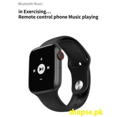 w35 smart watch fitness band tracker music control option watch by shopse.pk in Pakistan