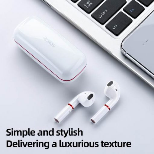 JOYROOM T06 Mini TWS Earphones Touch Control Bluetooth 5.0 Earbuds Left Right Switch Sport Headset with Charging Case best price by shopse.pk in pakistan (1)