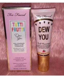 buy Faced Dew You Fresh Glow Foundation, Makeup Foundation at best price by shopse.pk in Pakistan
