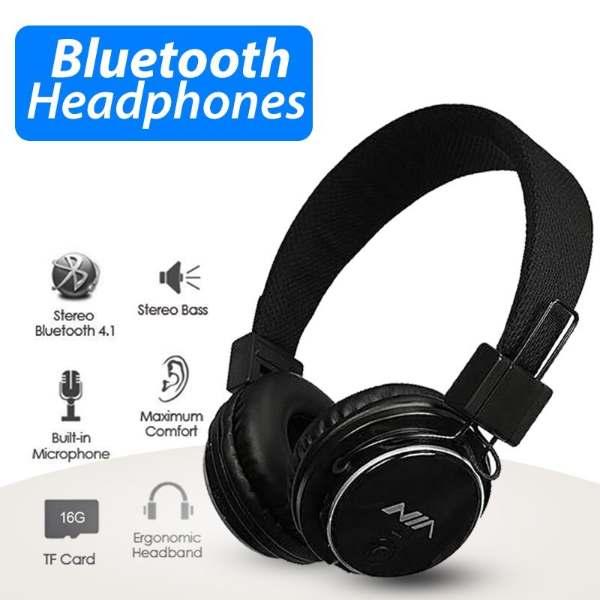 Buy Nia Q8 851s Wireless Headphones Bluetooth In Pakistan Shopse Pk