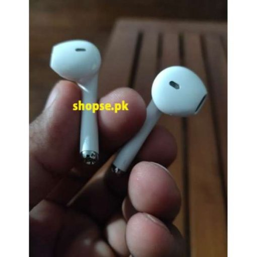 Buy Best 2020 New Model Baseus W04 TWS Wireless Bluetooth Earphone Charging Dock Wireless Bluetooth Handfree White at Best Price in Pakistan by Shopse (1)