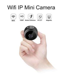 Buy Best Hidden A9 1080P HD MAGNETIC Round WIFI MINI CAMERA at low Price in Pakistan by Shopse.pk (1)