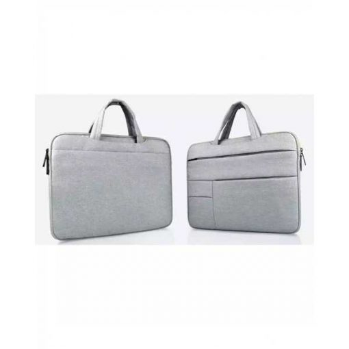 Buy Best Quality Grey Laptop Bags for Dell HP Asus Acer Lenovo Macbook 13 inch Soft Cover at low Price by Shopse.pk in Pakistan (6)