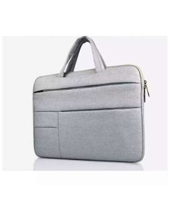 Buy Best Quality Laptop Bag grey Slim for 14 inch laptop 14.6  - Black at low Price by Shopse.pk in Pakistan (1)