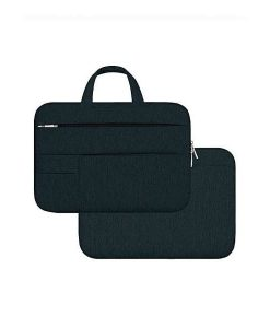 Buy Best Quality Macbook Denim Bag Black 15.4 for Air - Pro - Retina - Touch Bar - Color Black at low Price by Shopse.pk in Pakistan (1)